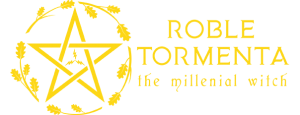 Roble Tormenta - The millenial witch