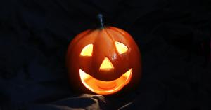 ack O'Lantern Calabaza Samhain