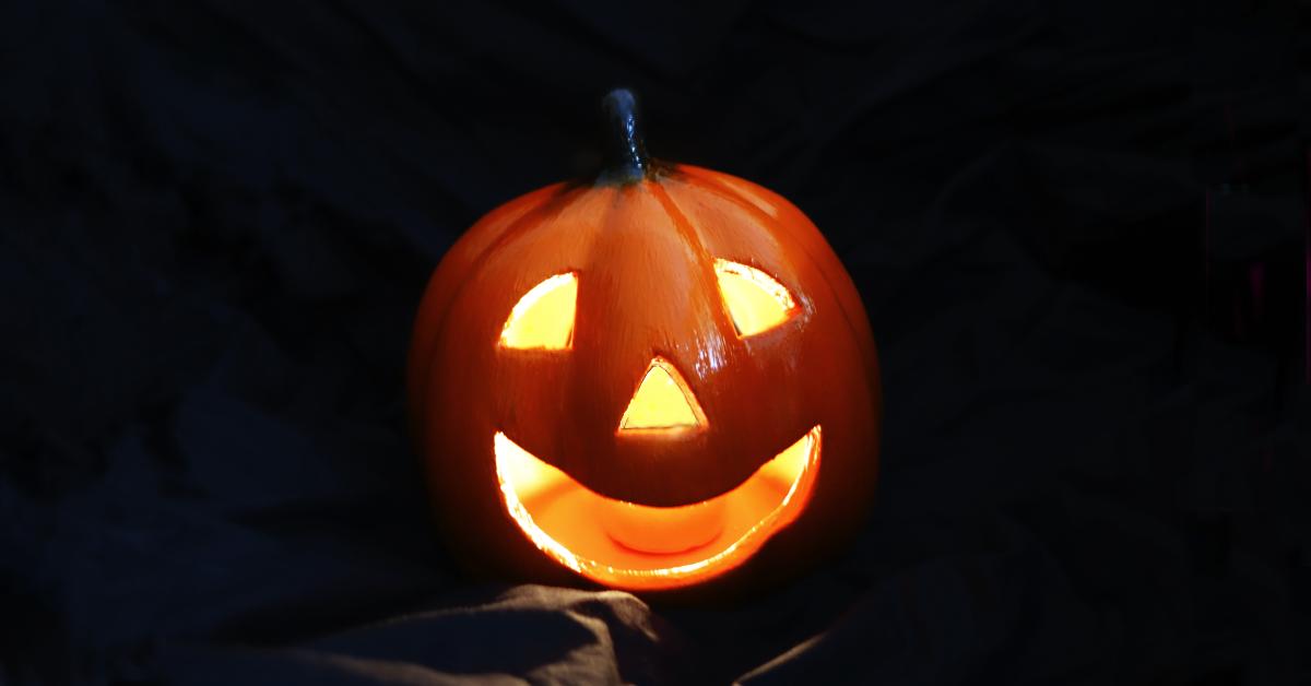 Jack O'Lantern Pumpkin Samhain